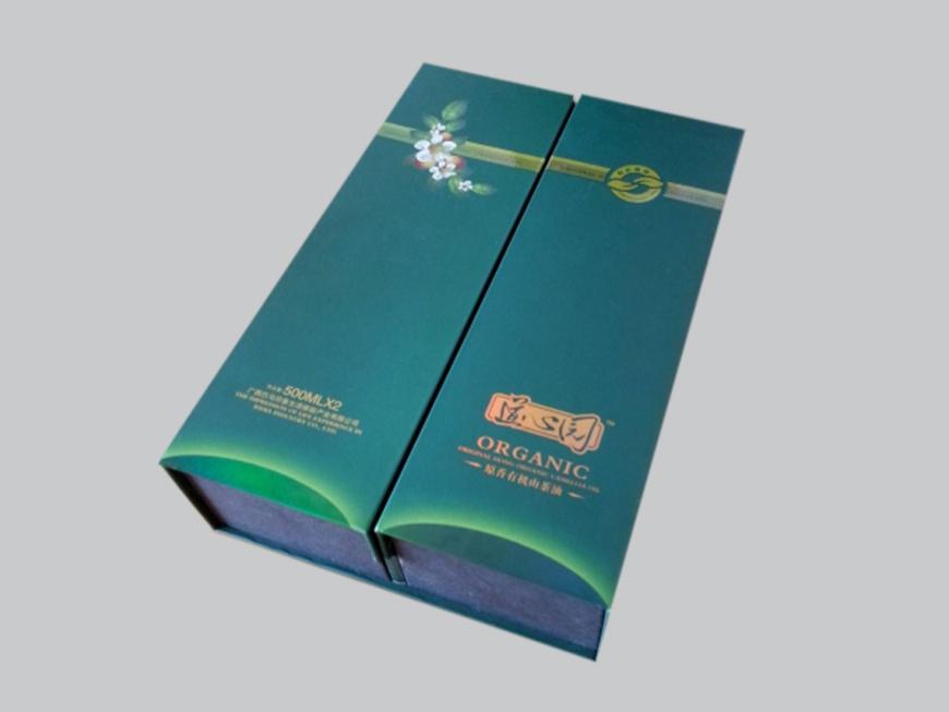 山茶油包裝盒