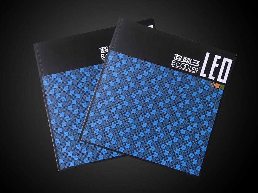 超頻LED畫冊