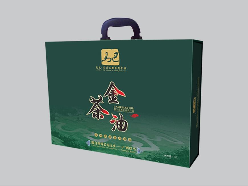 巴馬山茶油精裝盒