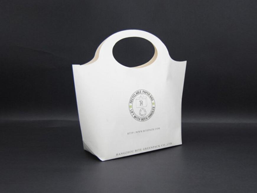 白卡紙手提袋
